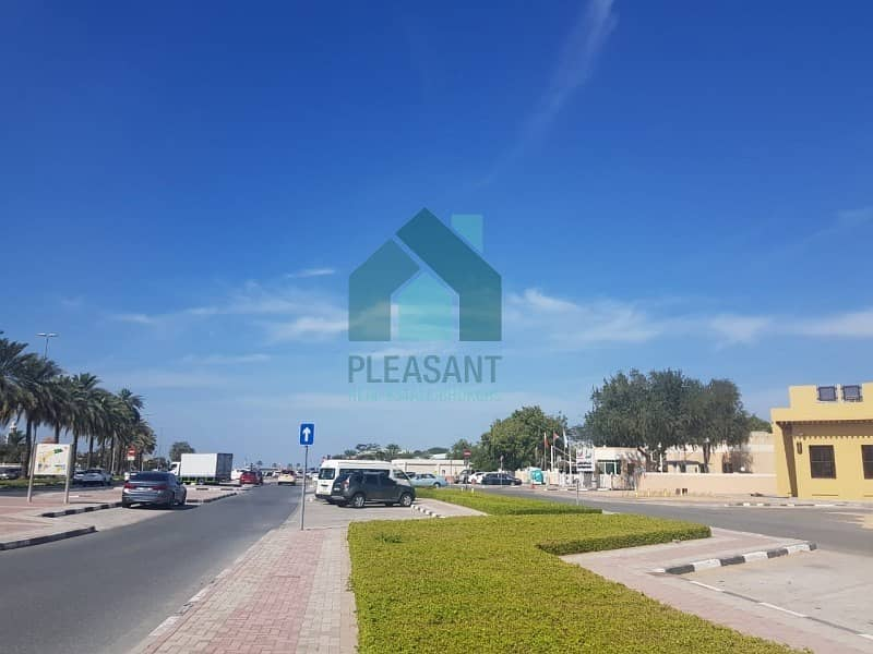 Corner G+1 Villa Plot | Free hold | Al Mamzar| Attractive Payment Plan