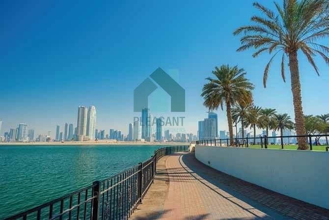 2 Corner G+1 Villa Plot | Free hold | Al Mamzar| Attractive Payment Plan