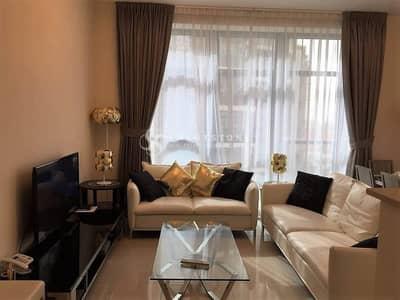 فلیٹ 2 غرفة نوم للايجار في وسط مدينة دبي، دبي - NEGOTIABLE!HIGH FLOOR FULLY FURNISHED 2BR | BREATHTAKING VIEW & PERFECT LOCATION