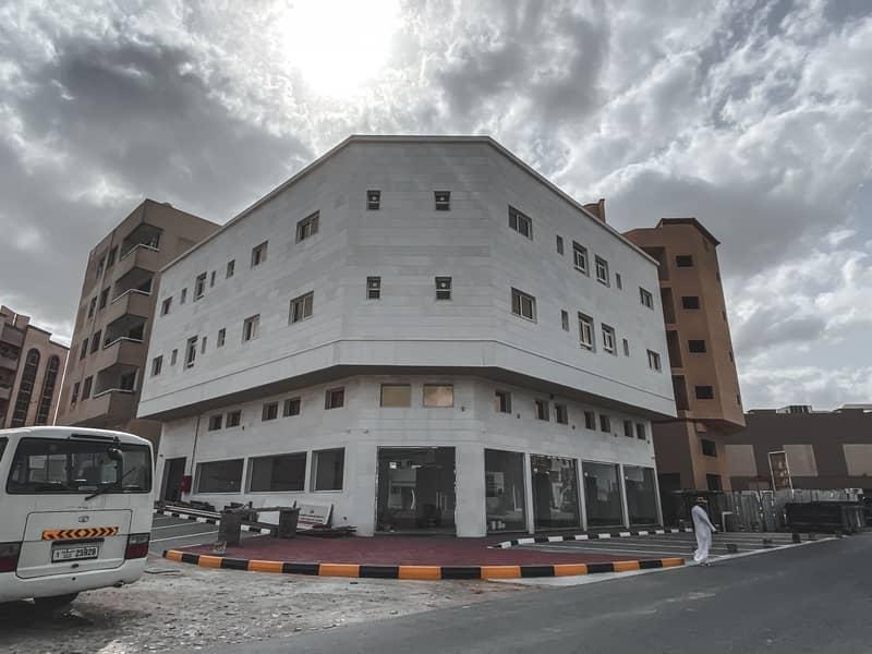 بناية للبيع في عجمان بمنطقة الجرف
