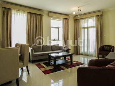 3 Bedroom Apartment for Rent in Arjan, Dubai - HUGE FUNISHED 3BR + 2 STORAGE ROOM l CLOSED KTICHEN | BRANDNEW BUILDING WITH GREAT FACILITIES FOR FAMILY