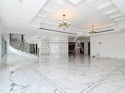 بنتهاوس 4 غرف نوم للايجار في الخالدية، أبوظبي - Glorious Duplex Penthouse | Spacious 4 Rooms| Private Pool