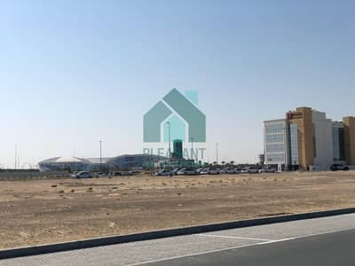 G+14 Mixed Use Plot for sale at Sama Al Jaddaf on Payment Plan