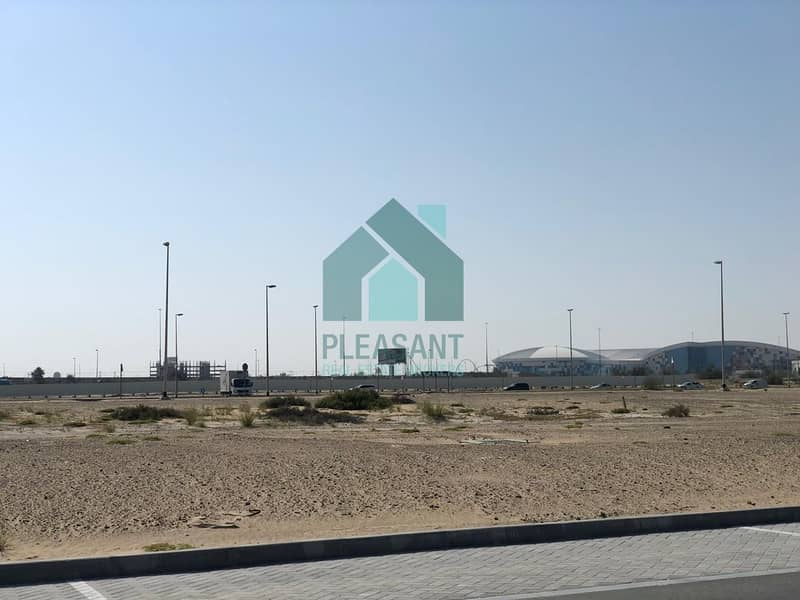 2 G+14 Mixed Use Plot for sale at Sama Al Jaddaf on Payment Plan