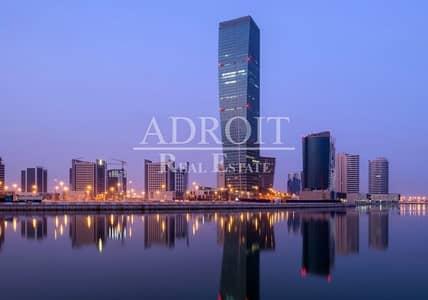 شقة 2 غرفة نوم للايجار في الخليج التجاري، دبي - Ready To Move In   Spacious Living   Quality 2BR in U Bora Tower