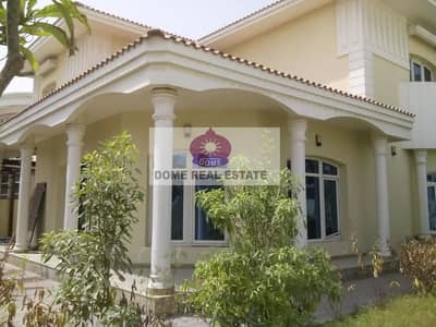 5 Bed Room Independent Double Storey Villa For Nursery  In Jumeria