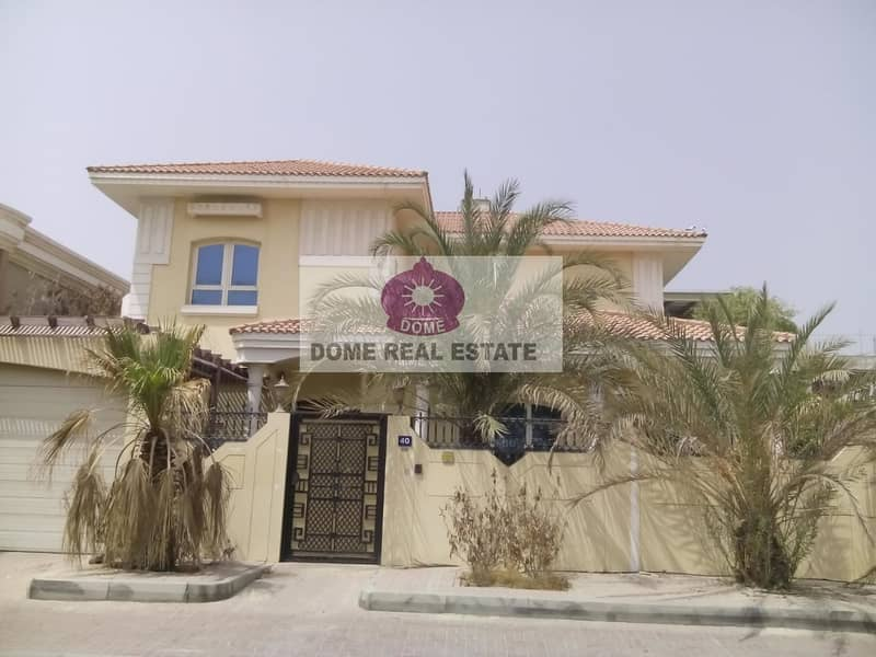 2 5 Bed Room Independent Double Storey Villa For Nursery  In Jumeria