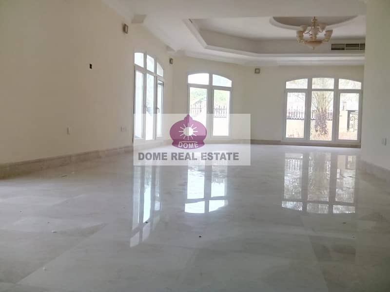 7 5 Bed Room Independent Double Storey Villa For Nursery  In Jumeria