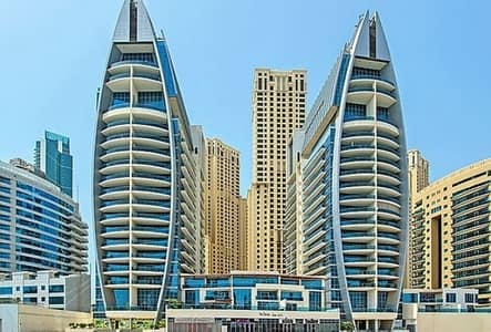 1 Bedroom Apartment for Rent in Dubai Marina, Dubai - AMAZING OFFER SPACIOUS  Fully Furnished 1 BEDROOM +Maid  APARTMENT FOR RENT