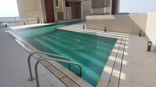 1 Bedroom Apartment for Rent in Al Reem Island, Abu Dhabi - Nice!!! 1 Bed with gym
