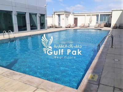 1 Bedroom Flat for Rent in Danet Abu Dhabi, Abu Dhabi - ZERO COMMISSION! Deluxe 1BHK All Amenities