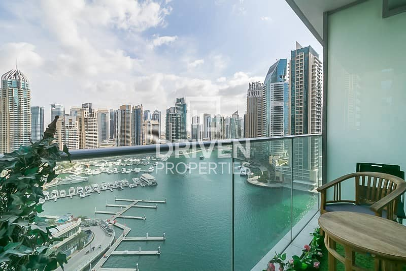 Large Unit with Lovely Full Marina Views
