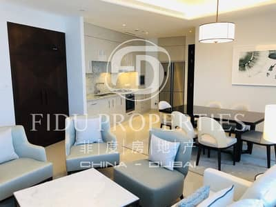 2 Bedroom Flat for Rent in Downtown Dubai, Dubai - Luxuriously Furnished   Brand New   Close to Mall