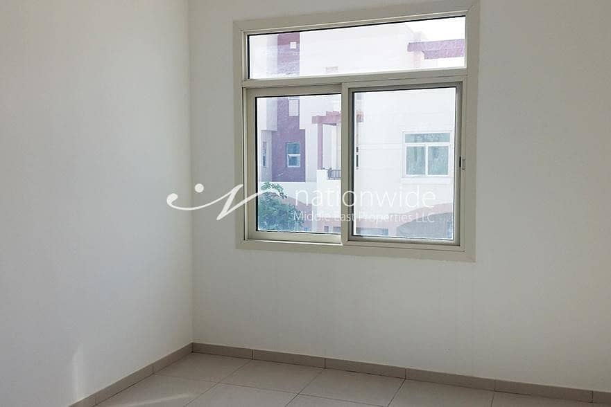 2 Harmonious Terraced 2 BR For Two Cheques In Al Ghadeer