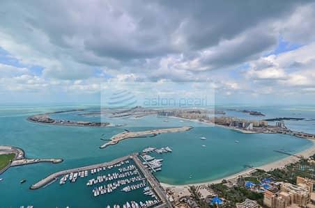 3 Bedroom Apartment for Sale in Dubai Marina, Dubai - Spacious 3BR Apartment with Full Sea View