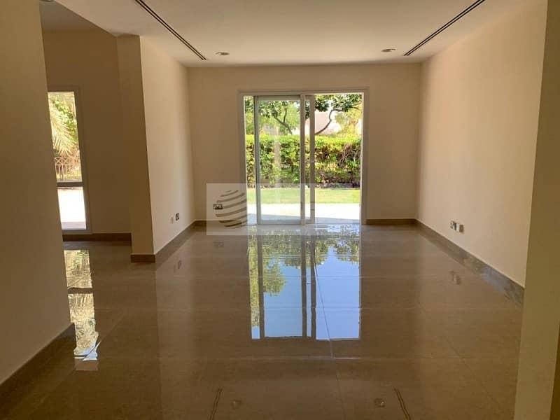 Lake View | Upgraded Villa | 5 BR+Maid | Brand New