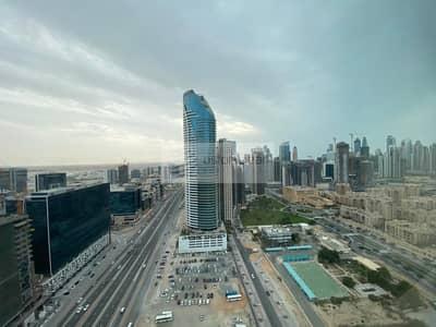 فلیٹ 1 غرفة نوم للايجار في وسط مدينة دبي، دبي - On High Floor   Biggest Unit  Chiller Free  Vacant