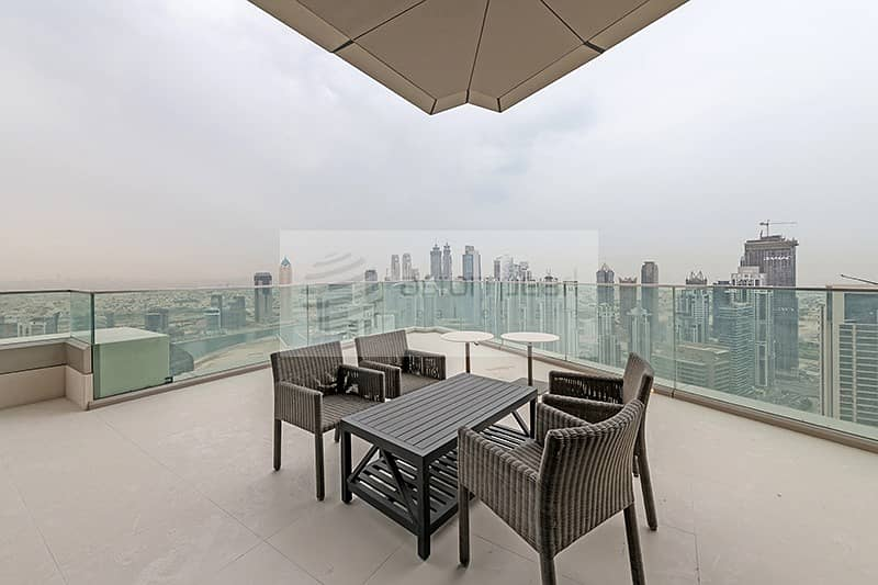 2 Sky Collection 4BR in Vida Residence Downtown
