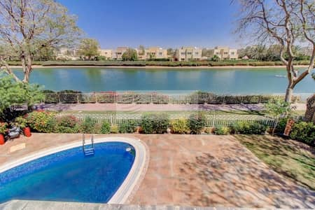 5 Bedroom Villa for Sale in The Meadows, Dubai - Vacant   Upgraded   Type E1   Full Lake View