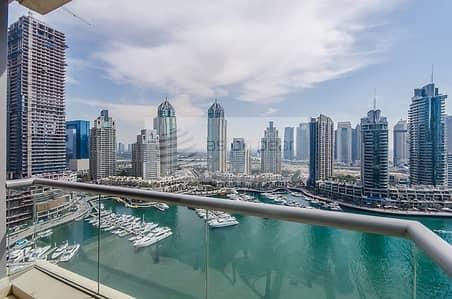 2 Bedroom Flat for Sale in Dubai Marina, Dubai - Full Marina View | 01 Type | 2BR