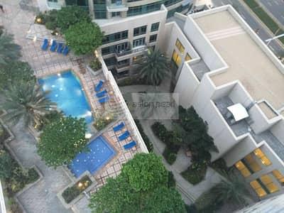 شقة 1 غرفة نوم للبيع في وسط مدينة دبي، دبي - Spacious 1BR with Balcony | Vacant on Transfer