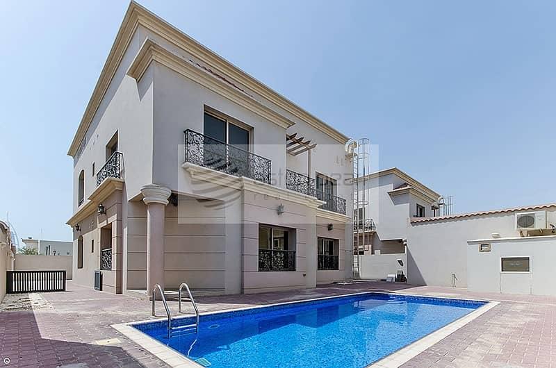 Modern Semi Independent Villa 5BR | One Month Free