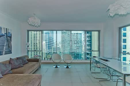 2 Bedroom Apartment for Sale in Dubai Marina, Dubai - Best Deal | 2BR | On High Floor | Full Marina View