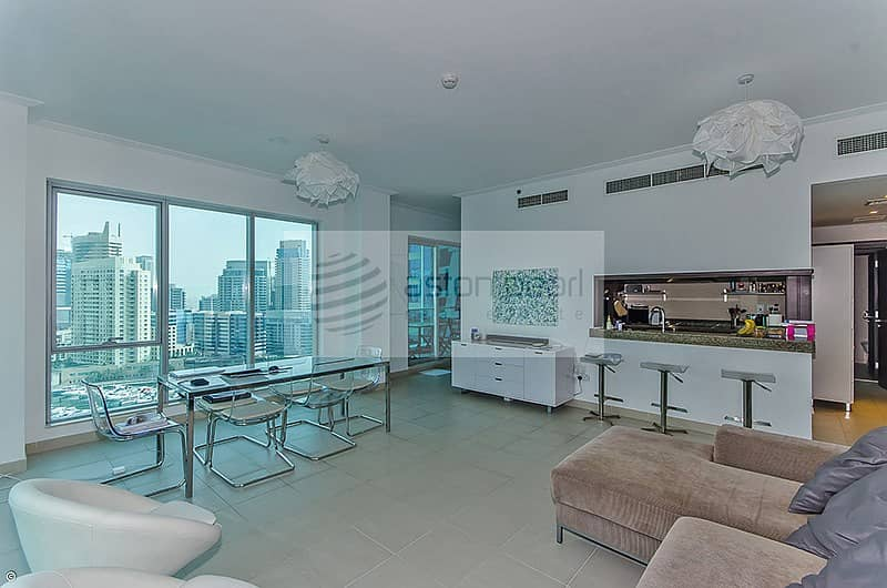 2 Best Deal | 2BR | On High Floor | Full Marina View
