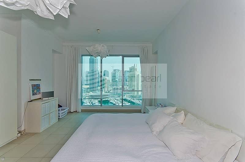 10 Best Deal | 2BR | On High Floor | Full Marina View