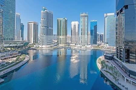 1 Bedroom Apartment for Sale in Jumeirah Lake Towers (JLT), Dubai - Exclusive | 1BR Apartment | Lake View | Tenanted