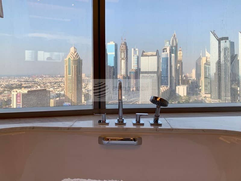 10 Full Burj Khalifa View | 3BR+Maid | Brand New