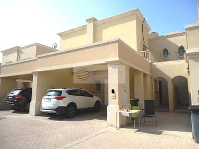 2 Bedroom Villa for Rent in The Springs, Dubai - Very Well Maintained | 2BR + Study | Vacant Now