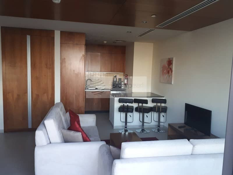 One Bedroom | Fully Furnished | High Floor