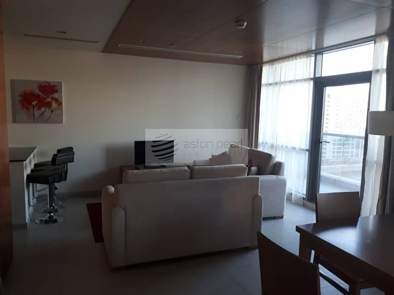 2 One Bedroom | Fully Furnished | High Floor