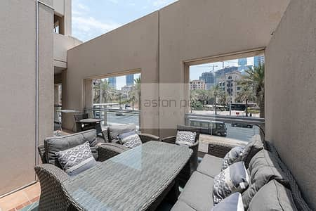 3 Bedroom Villa for Rent in Downtown Dubai, Dubai - Vacant | Duplex Villa | Ready to Move in