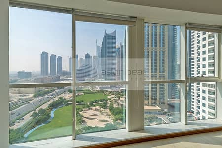 2 Bedroom Flat for Rent in Jumeirah Lake Towers (JLT), Dubai - Vacant Unit | Spacious 2 Beds | Lake and Park view