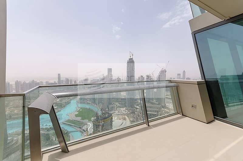 Prime Location 3BR Burj Khalifa and Fountain Views