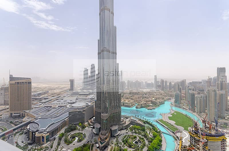 2 Prime Location 3BR Burj Khalifa and Fountain Views