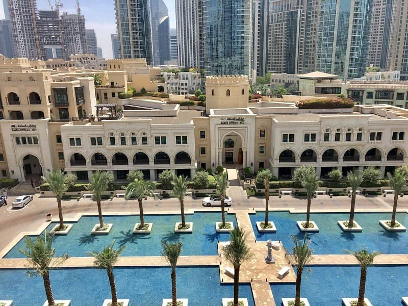Only for Buyers   2BR Vacant on Transfer  AL TAJER