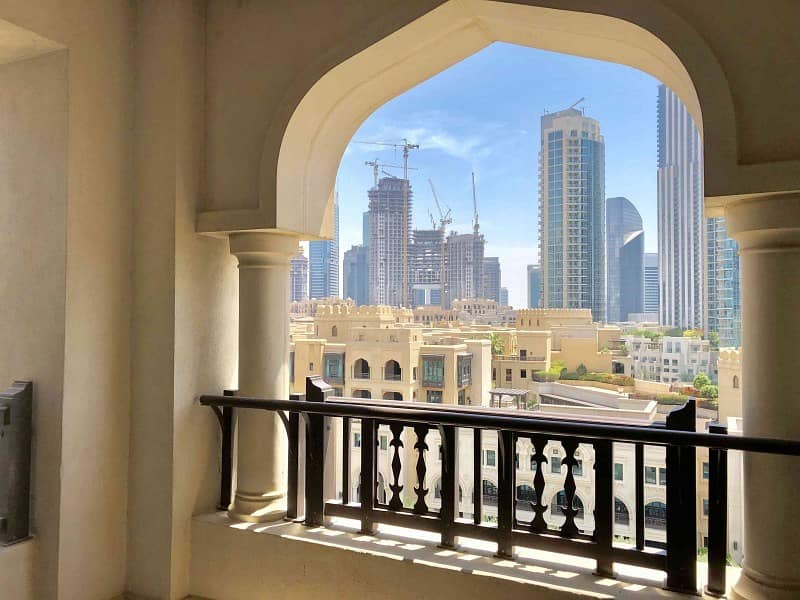2 Only for Buyers   2BR Vacant on Transfer  AL TAJER