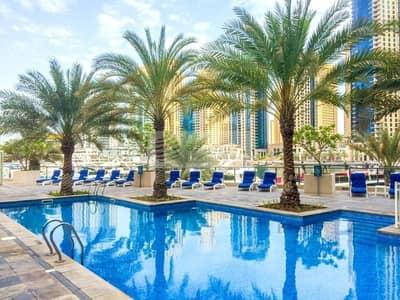 1 Bedroom Apartment for Sale in Dubai Marina, Dubai - New Listing Vacant  1BR plus Storage   Al Majara 1