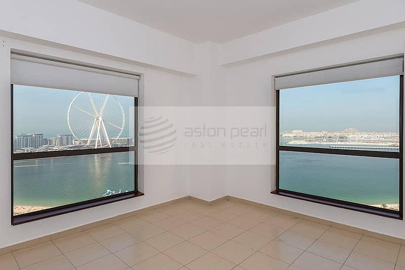 Dubai Eye View || Huge 3 BR+M || RIMAL 3