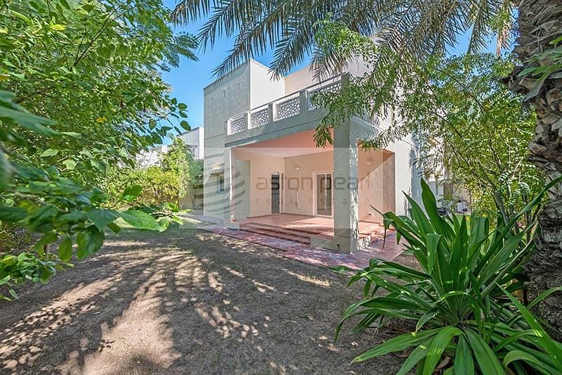 Vacant Now | Type 14 Villa | Amazing Lush Garden