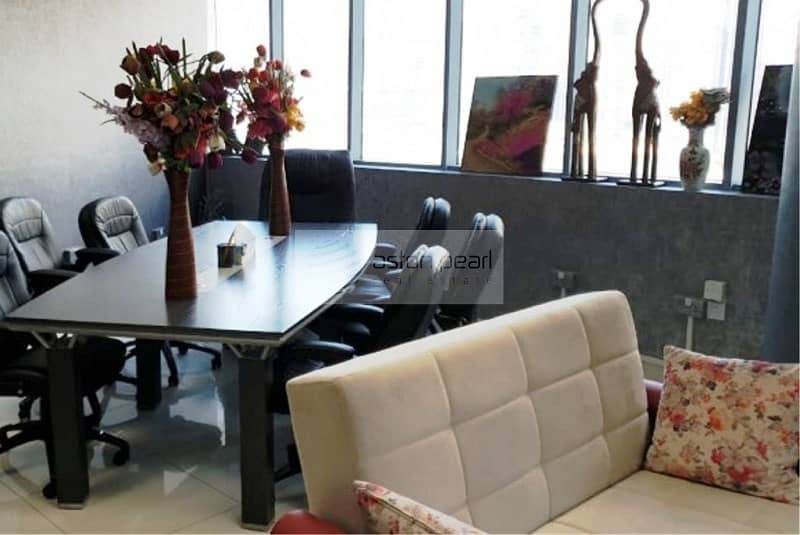 2 Fully Furnished   Equipped Office  Negotiable