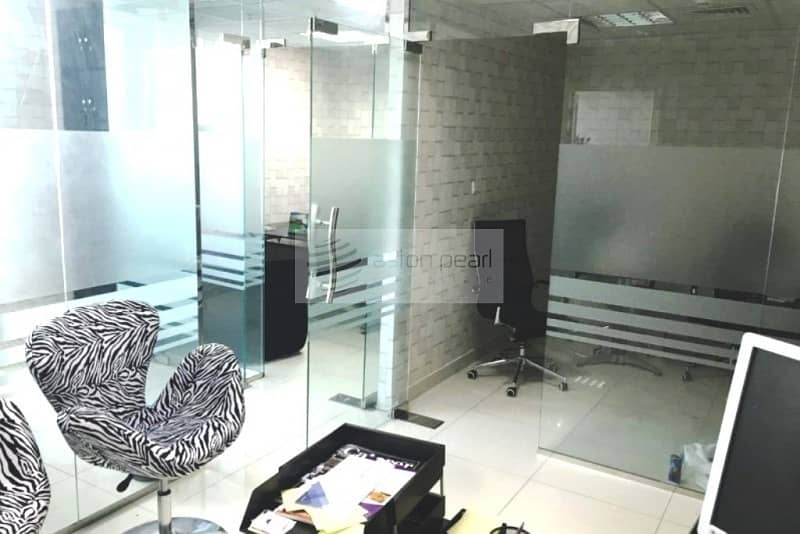 Fully Furnished   Equipped Office  Negotiable