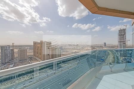 1 Bedroom Apartment for Rent in Jumeirah Village Triangle (JVT), Dubai - Vacant | 1BR | On High Floor | Al Manara Tower JVT