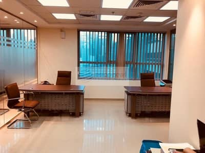 Office for Sale in Jumeirah Lake Towers (JLT), Dubai - Amazing Fitted Office
