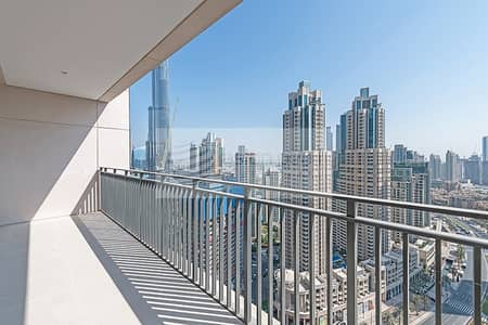 3 Bedroom Flat for Sale in Downtown Dubai, Dubai - Motivated Seller | Brand New | Vacant | 3BR + Maid
