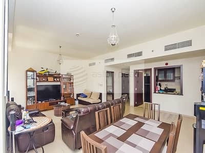 2 Bedroom Apartment for Sale in Jumeirah Beach Residence (JBR), Dubai - 8% Good Investment Return || 2BR ||AMWAJ