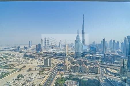 2 Bedroom Apartment for Rent in DIFC, Dubai - The Best Layout 2 Bedroom |On High Floor